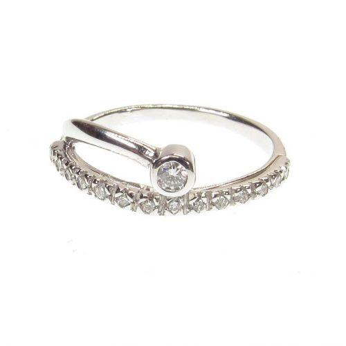 кольцо Bree с бриллиантами