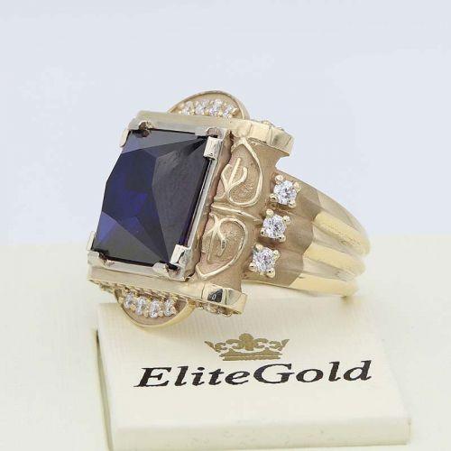 кольцо Imperial Glory II в профиль