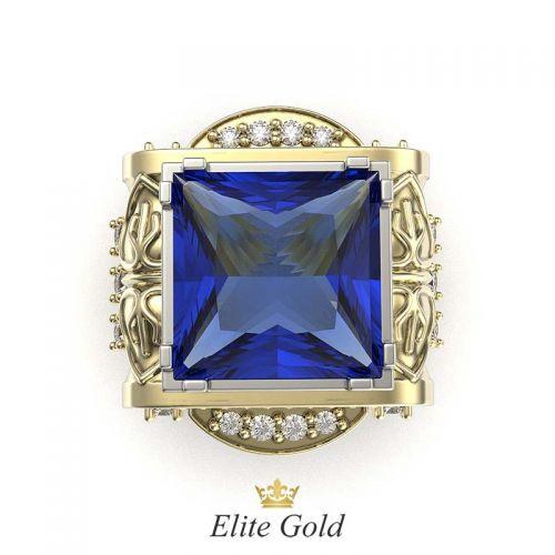 кольцо Imperial Glory II - вид сверху