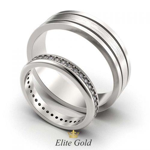 кольца Ardelis с модификацией - прямой профиль мужского кольца