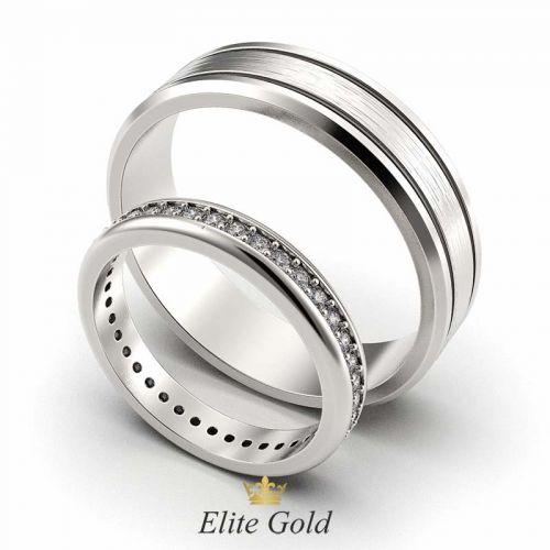 кольца Ardelis в белом золоте