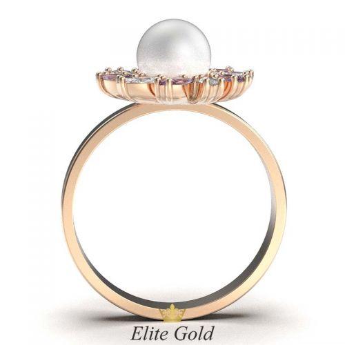 кольцо Palmiera - вид сбоку