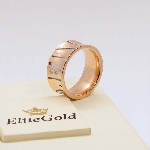 кольцо Mira с камнями