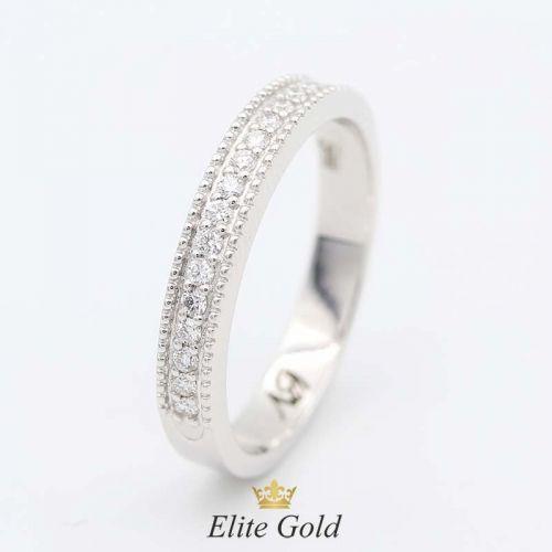 кольцо Safira - вид сбоку
