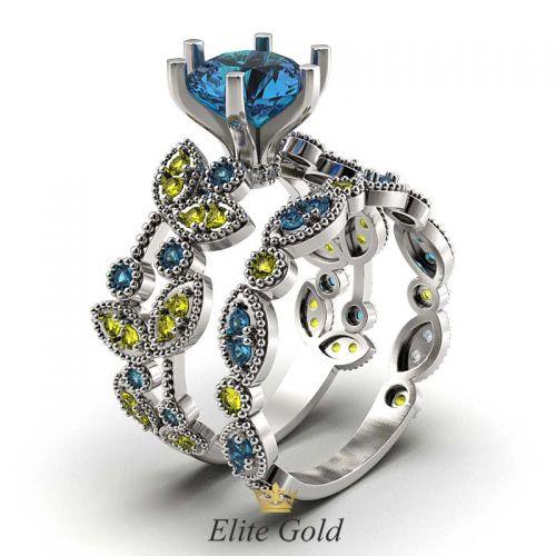 кольца Viviana в белом золоте