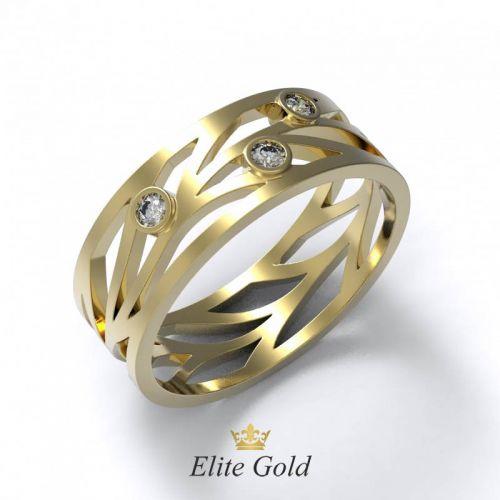 Авторское женское кольцо Alivio