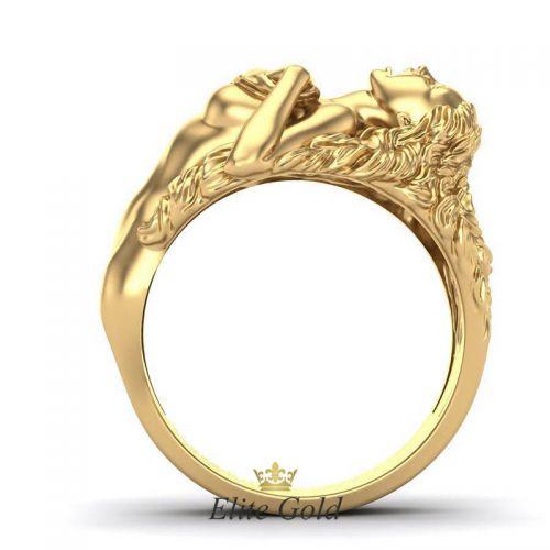 Эксклюзивное мужское кольцо Femmina