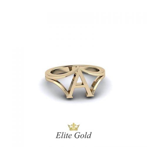 Авторское женское кольцо Aurum