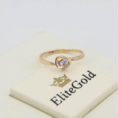 Дизайнерское кольцо для помолвки Sage с фигурным кастом