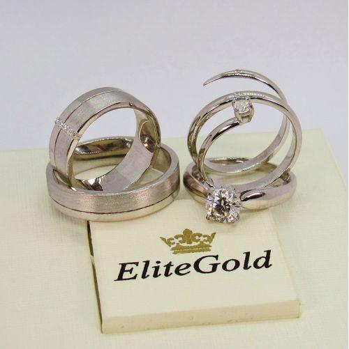 кольцо Embrace с другими изделиями от EliteGold