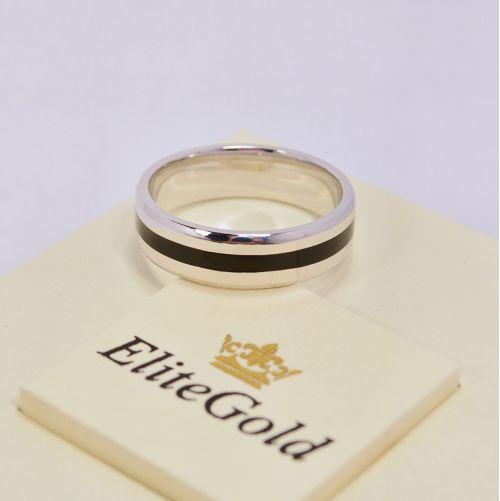 кольцо Archer в белом золоте