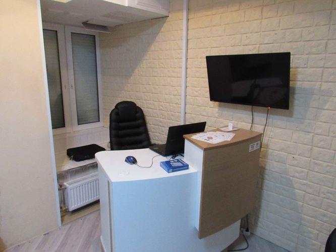 Стол заказов EliteGold в офисе