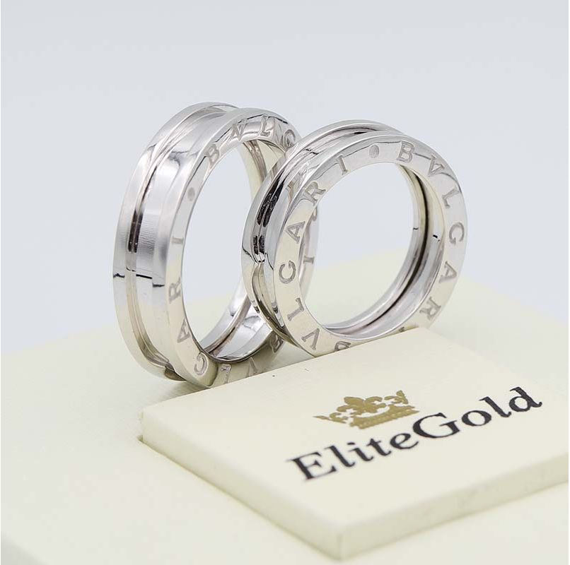 кольца в стиле bvlgari